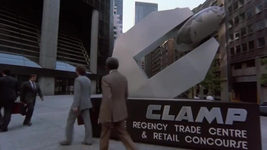 Clamp building