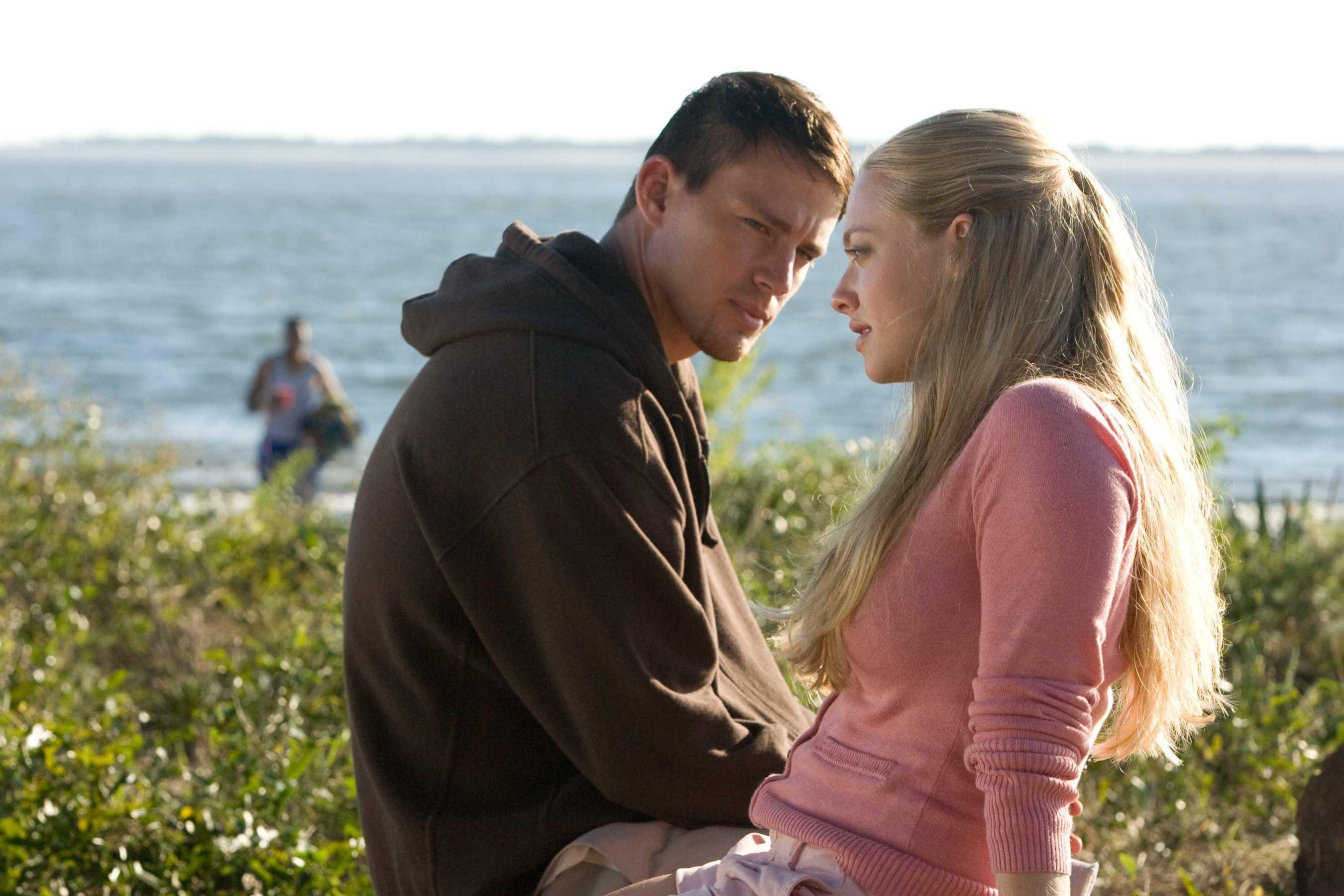 Channing Tatum i Dear John.