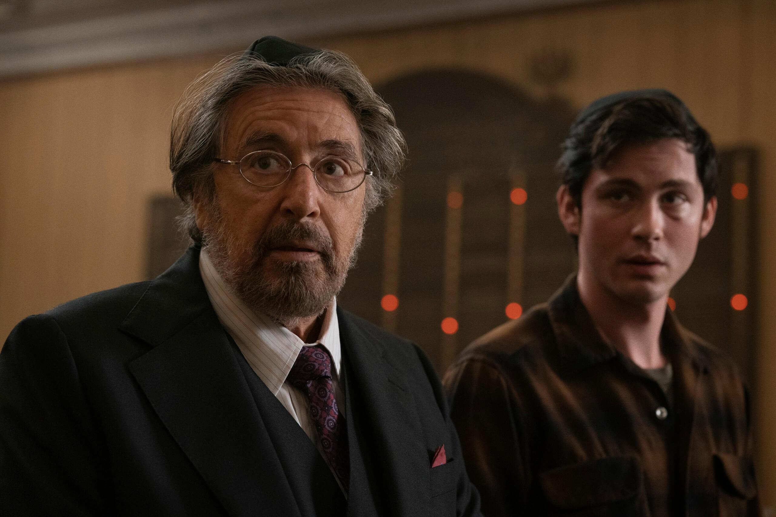 Al Pacino i The Hunters.