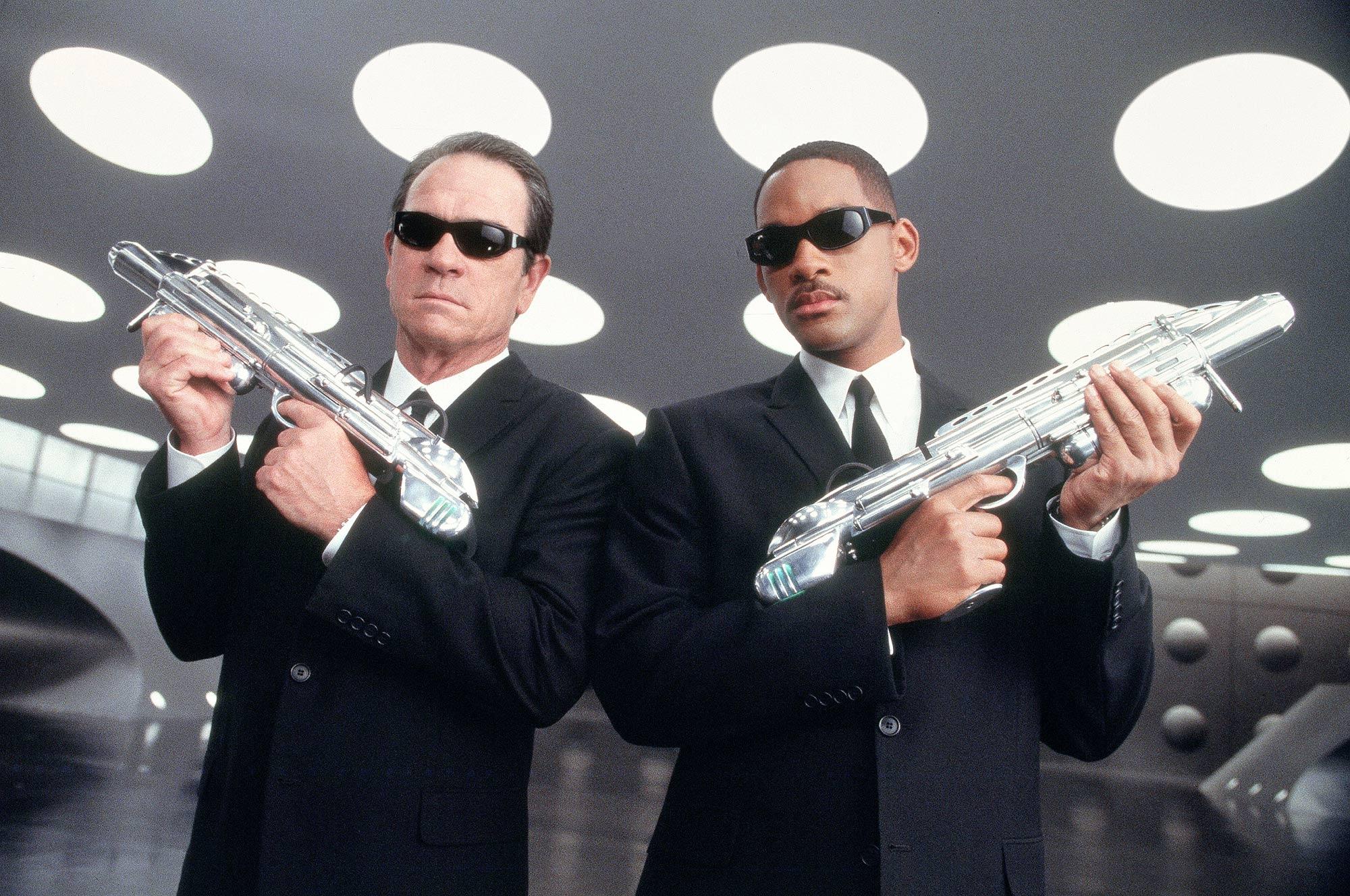 Will Smith och Tommy Lee