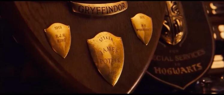 Professor McGonagalls trofe