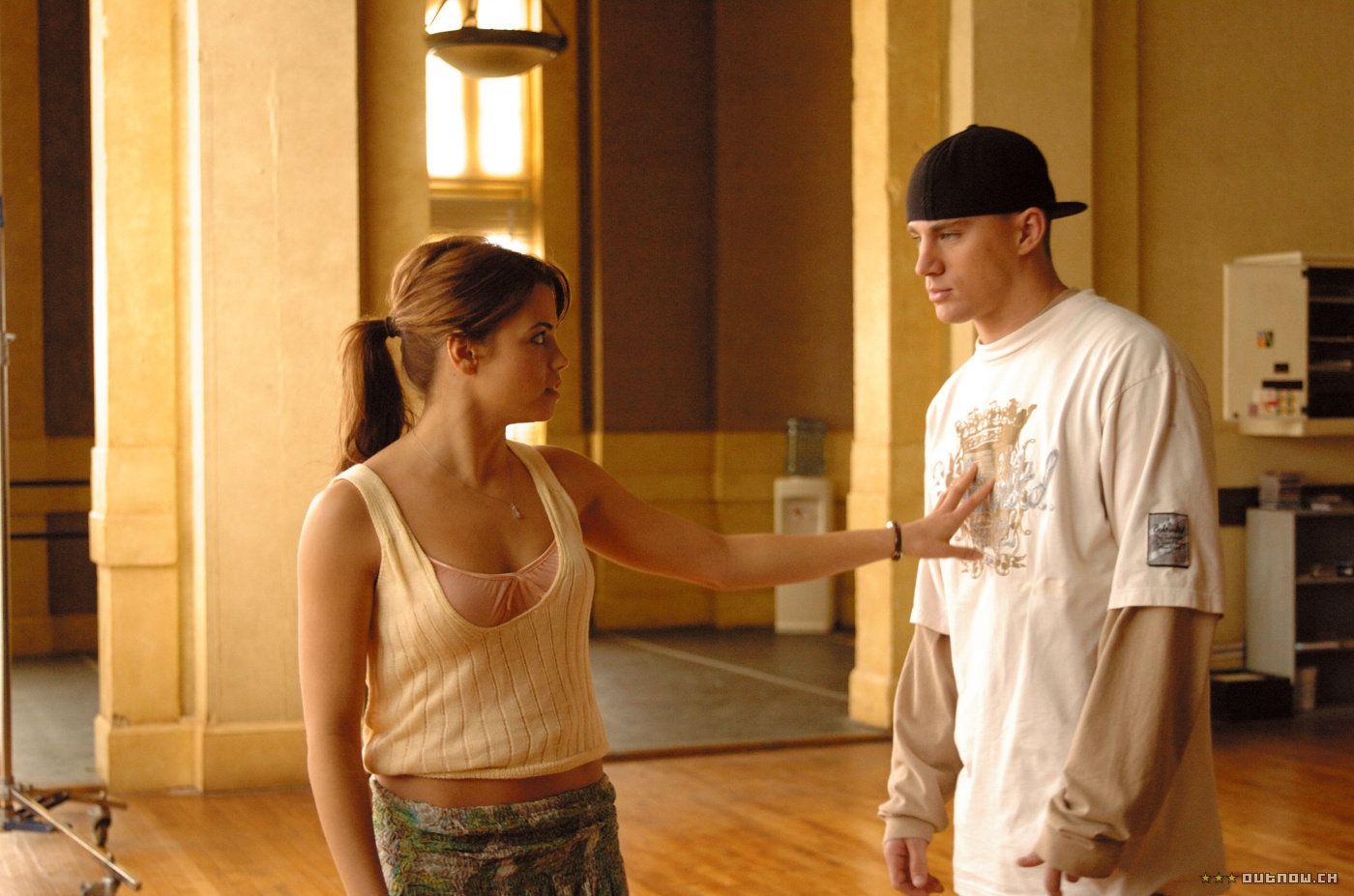 Channing Tatum i Step Up.