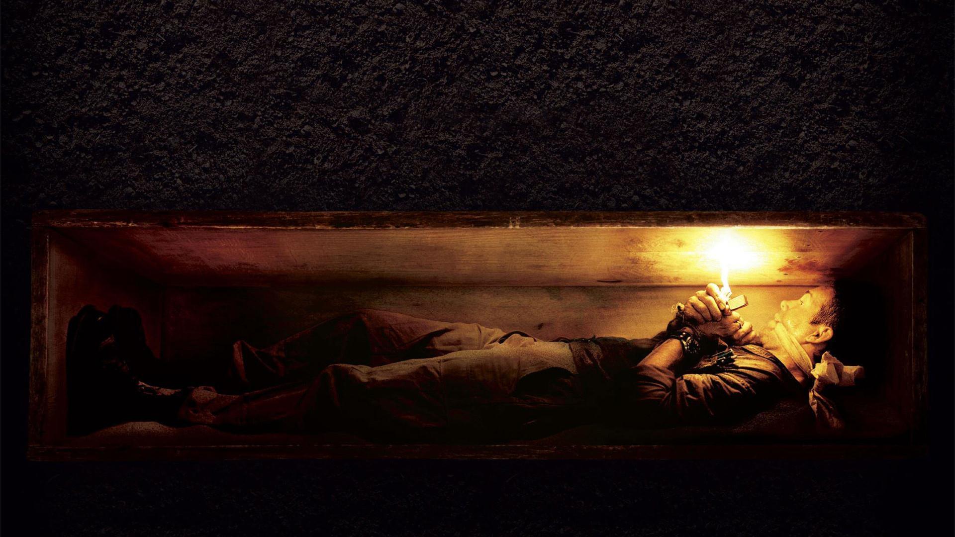 """Ryan Reynolds i """"Buried""""."""