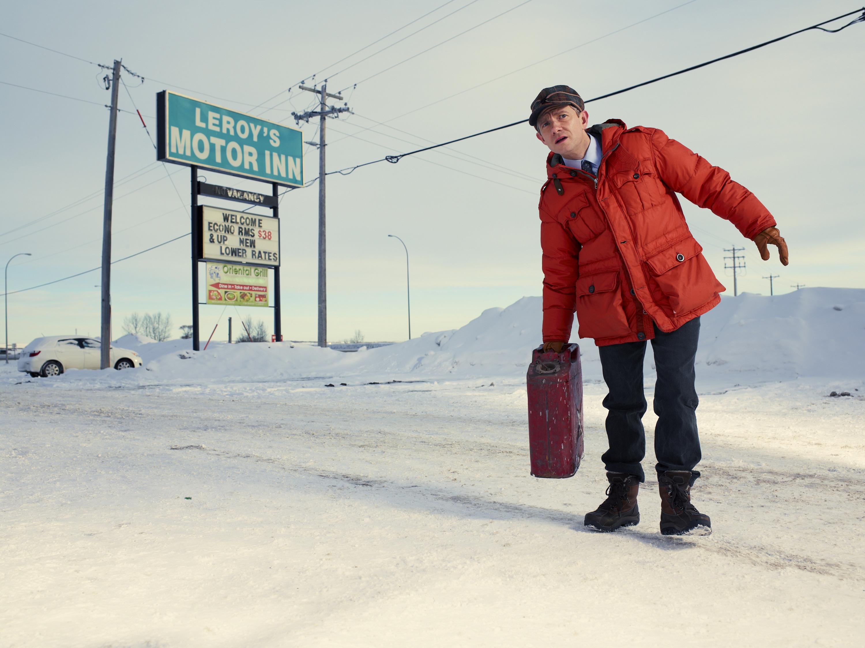 "Martin Freeman i ""Fargo"""