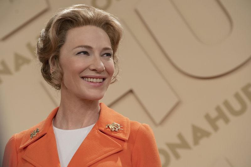 """Cate Blanchett i """"Mrs. America""""."""