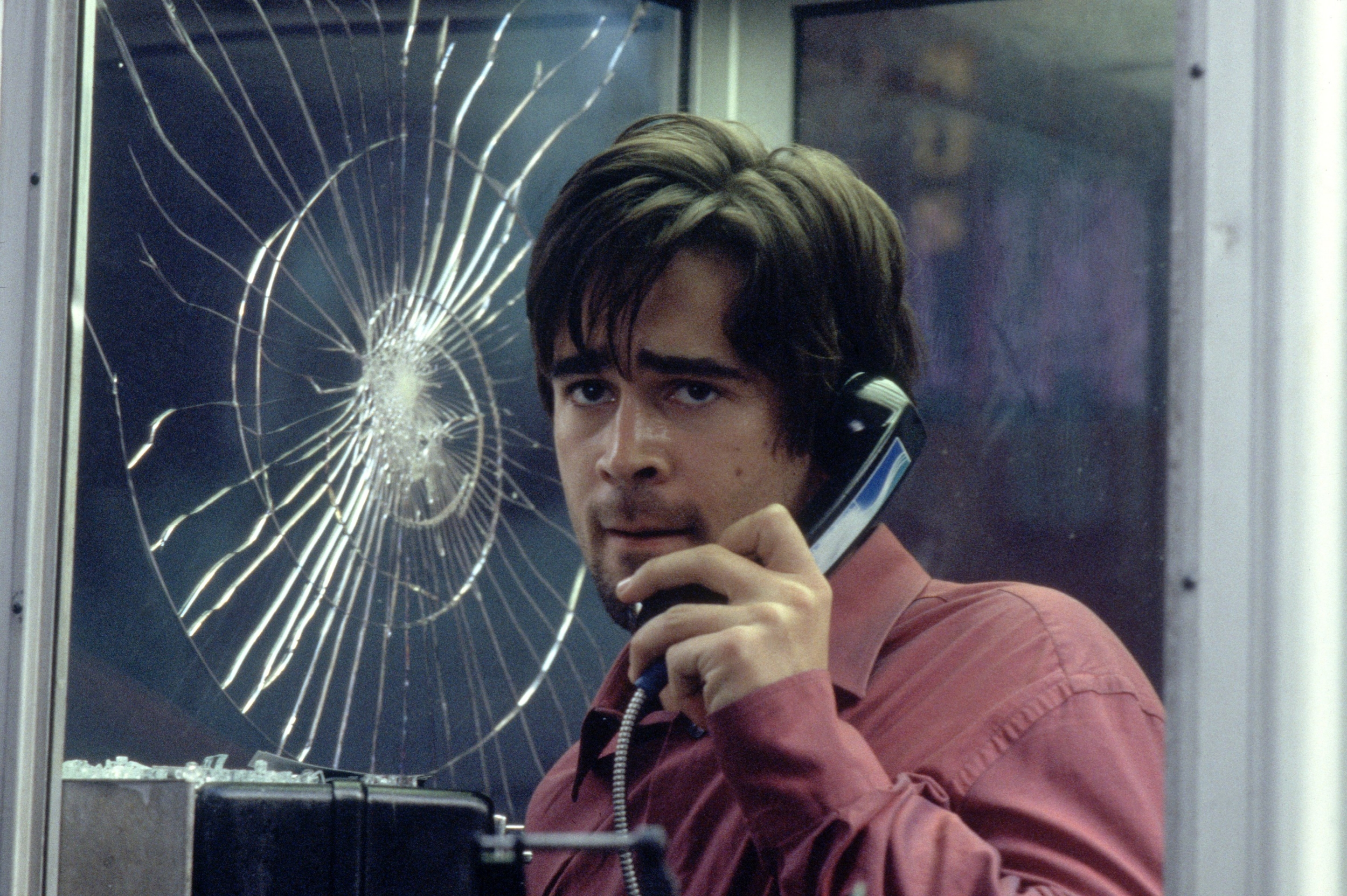 Phone Booth med Colin Farrell.