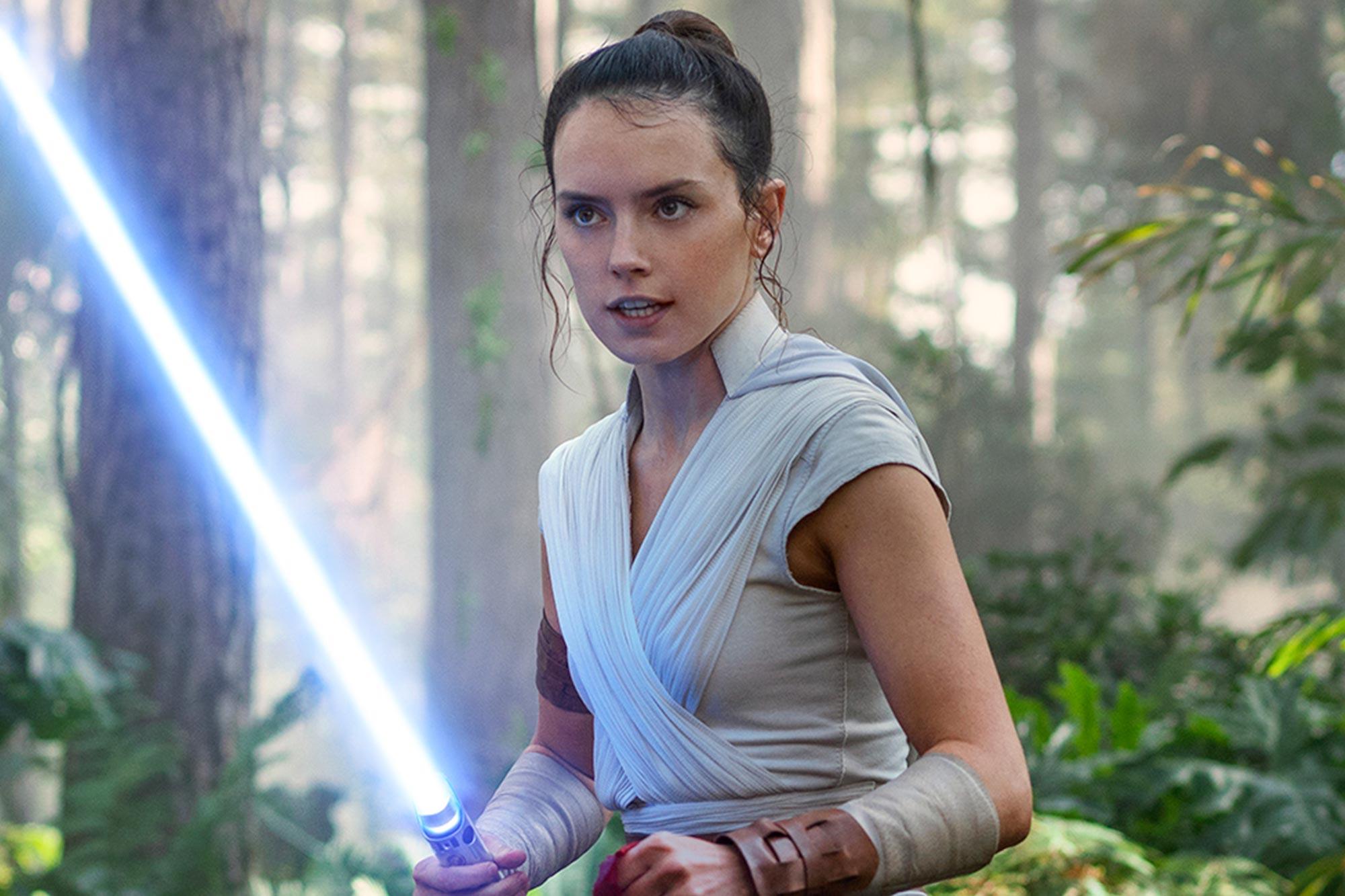 Daisy Ridley i Star Wars