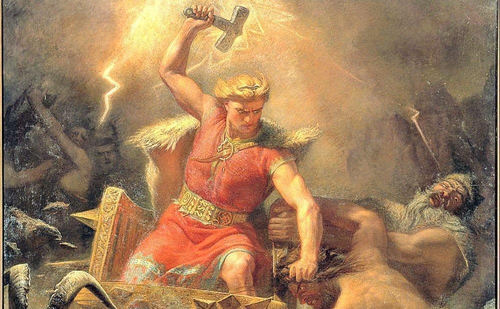 Tor och hans hammare