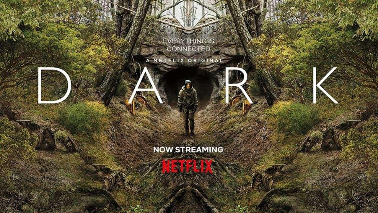 Tyska serien Dark är en av Netflix bästa.