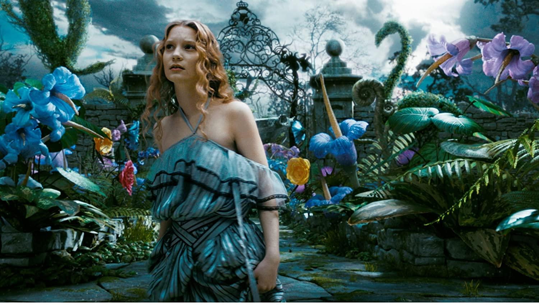 Alice i underlandet.