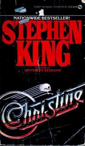 80-talsupplaga av Kings Christine.