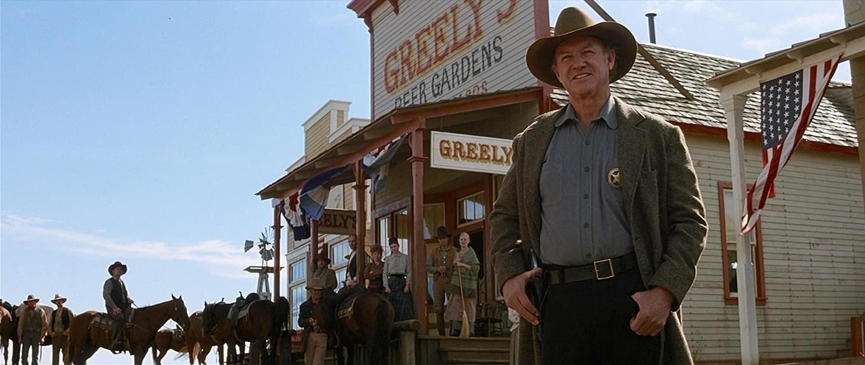 Gene Hackman Unforgiven