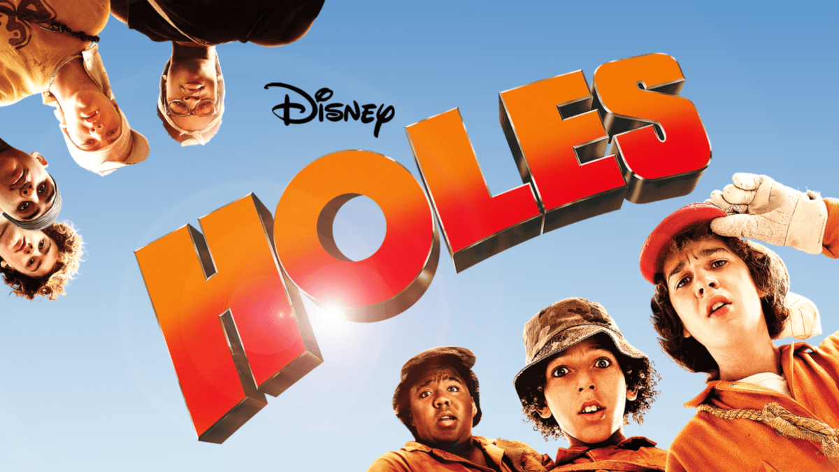 Holes med Shia LaBeouf på Disney+