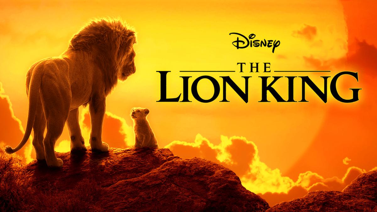 Nyversionen av Lejonkungen finns på Disney plus.