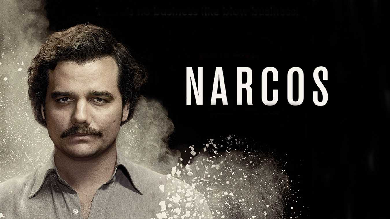 Narcos på Netflix