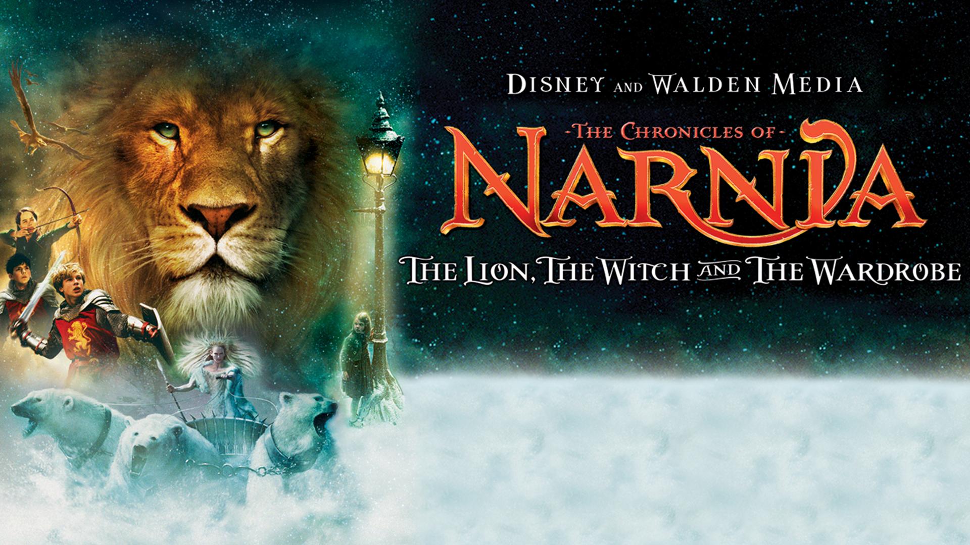 Berättelsen om Narnia: Häxan och Lejonet finns på Disney+