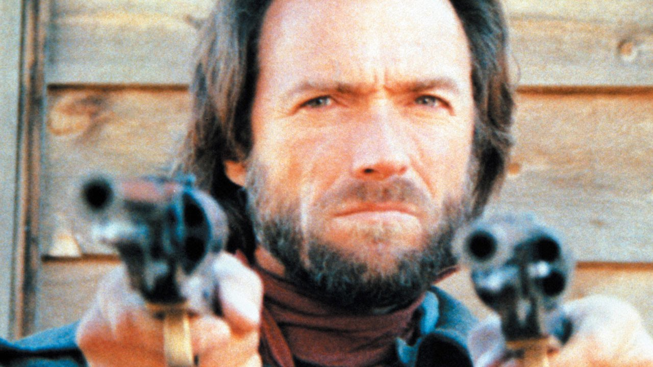 Outlaw Josey Wales.