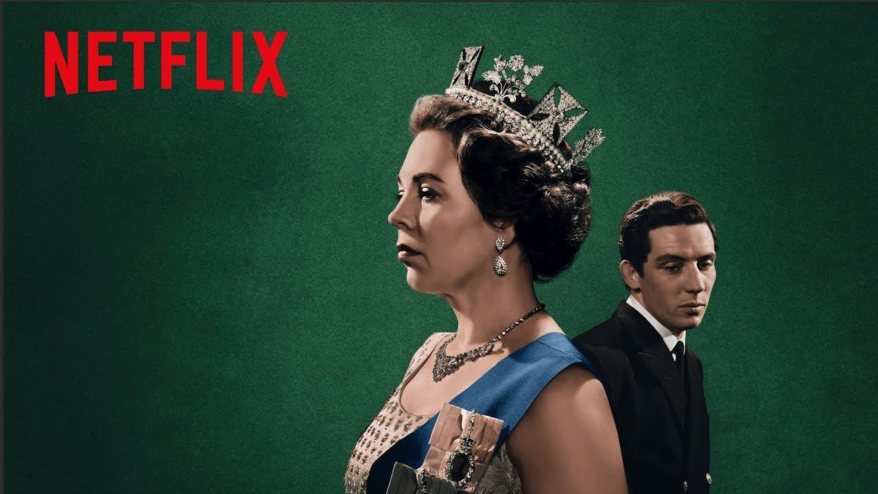 Olivia Colman i The Crown