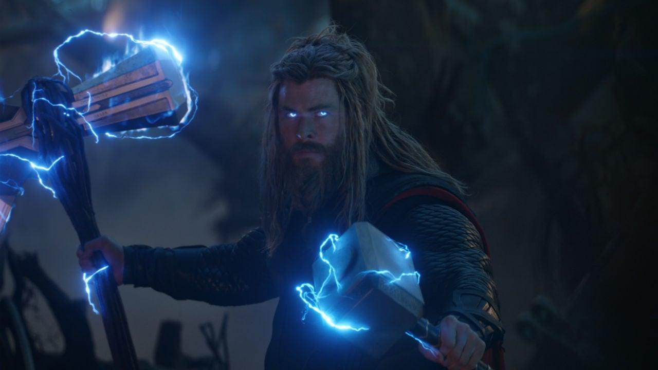 Thor i Endgame.