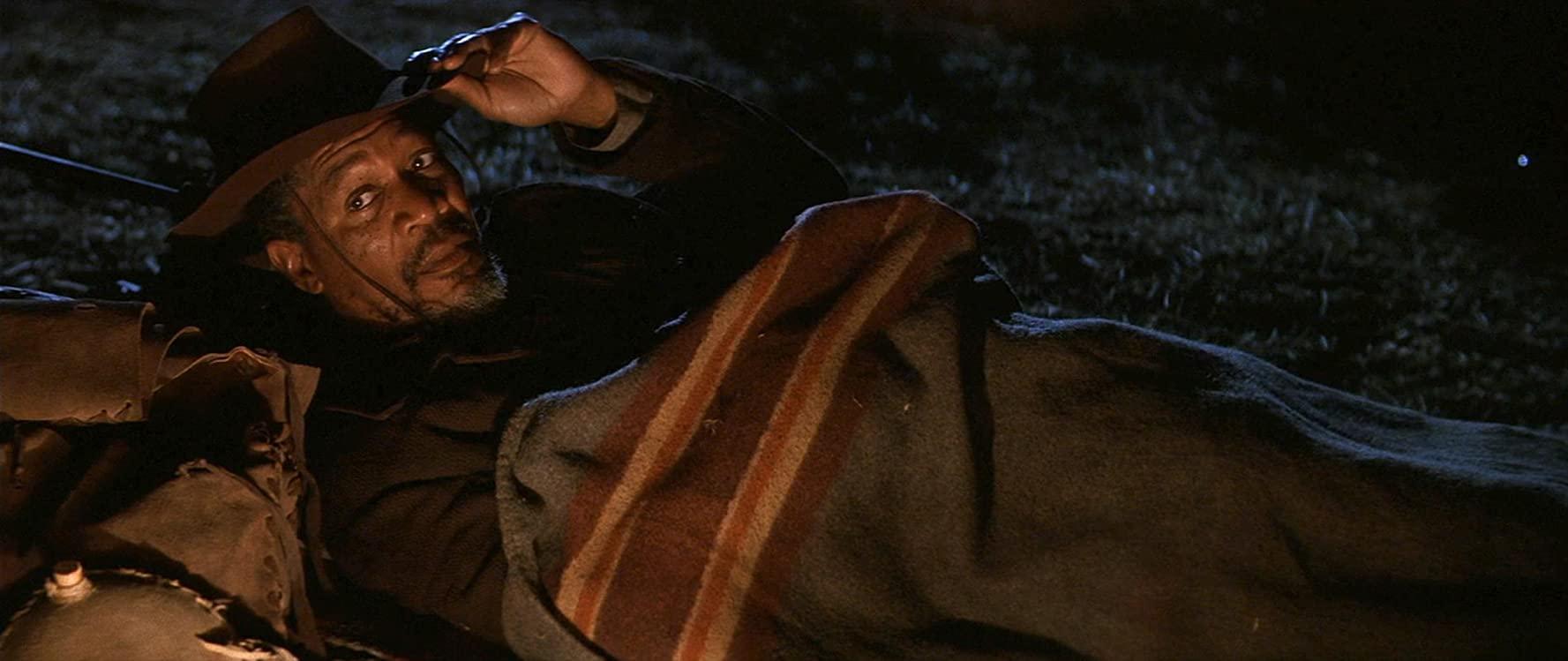 Morgan Freeman Unforgiven