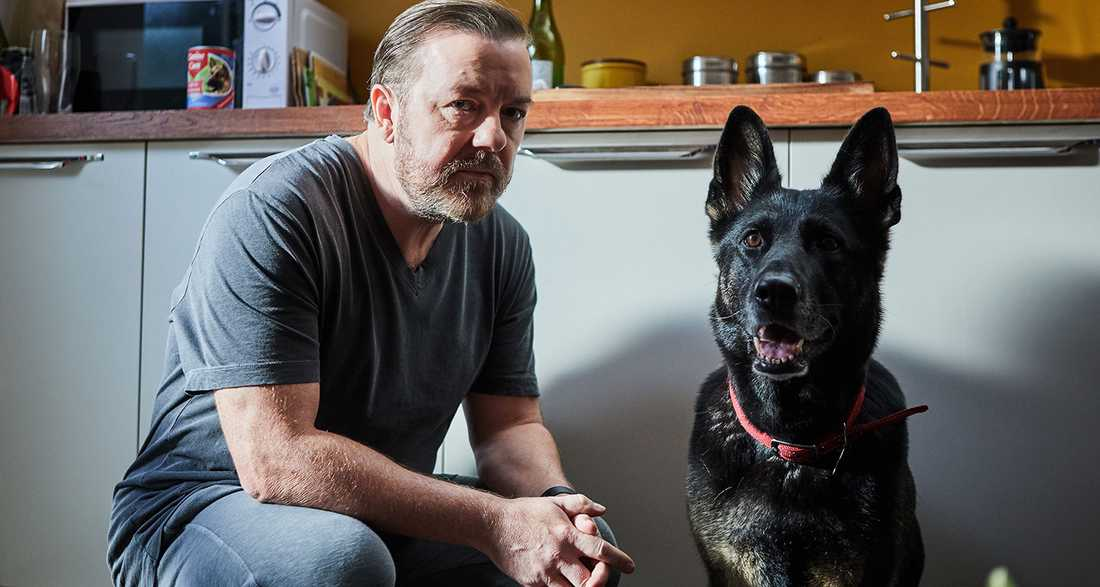 """Ricky Gervais i """"After Life"""""""