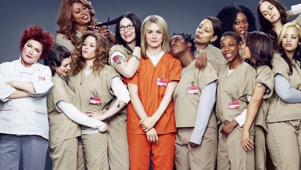 En långvarig Netflixsuccé: Orange Is the New Black