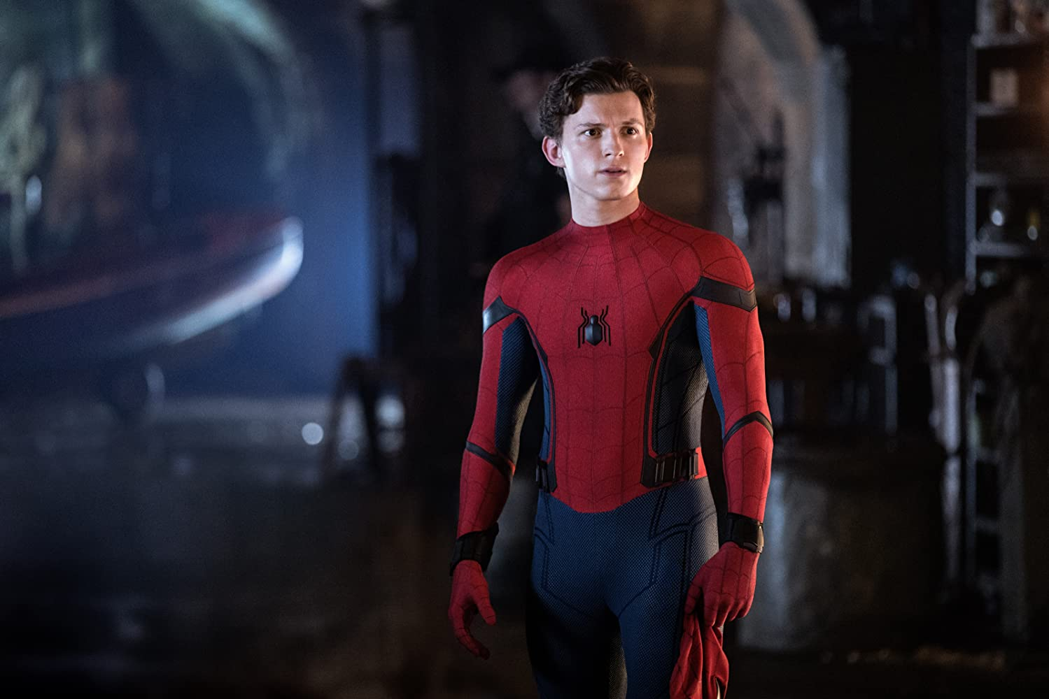 Tom Holland i Spider-Man: Far from Home