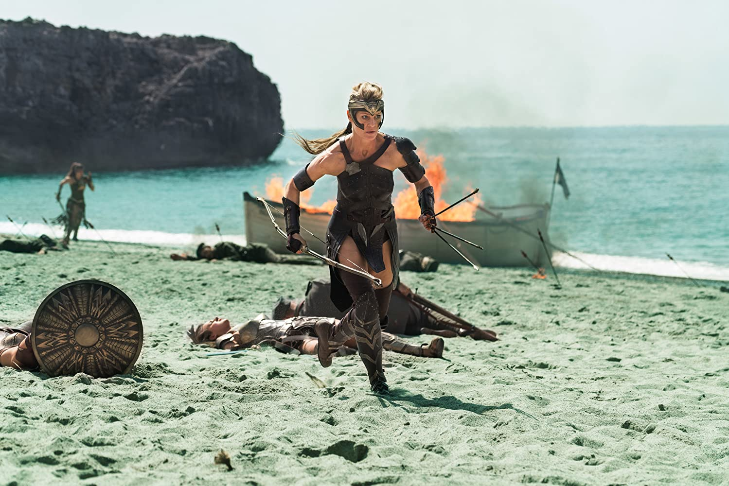 Robin Wright i Wonder Woman