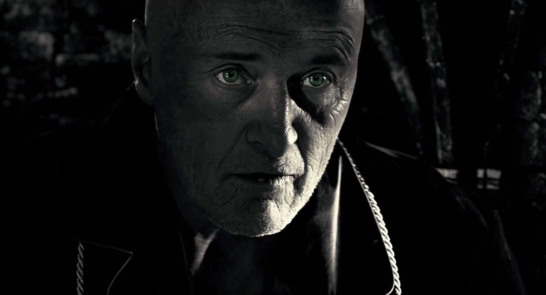 """Prästen i """"Sin City""""."""