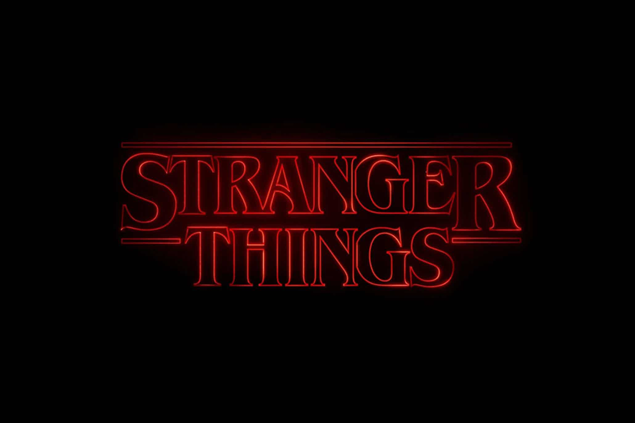 Dundersuccén Stranger Things på Netflix
