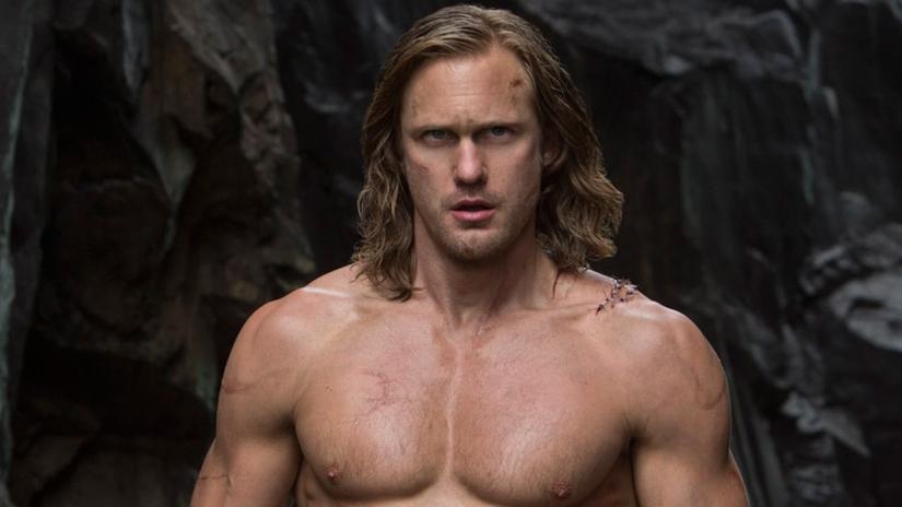 """Alexander Skarsgård i """"The Legend of Tarzan""""."""