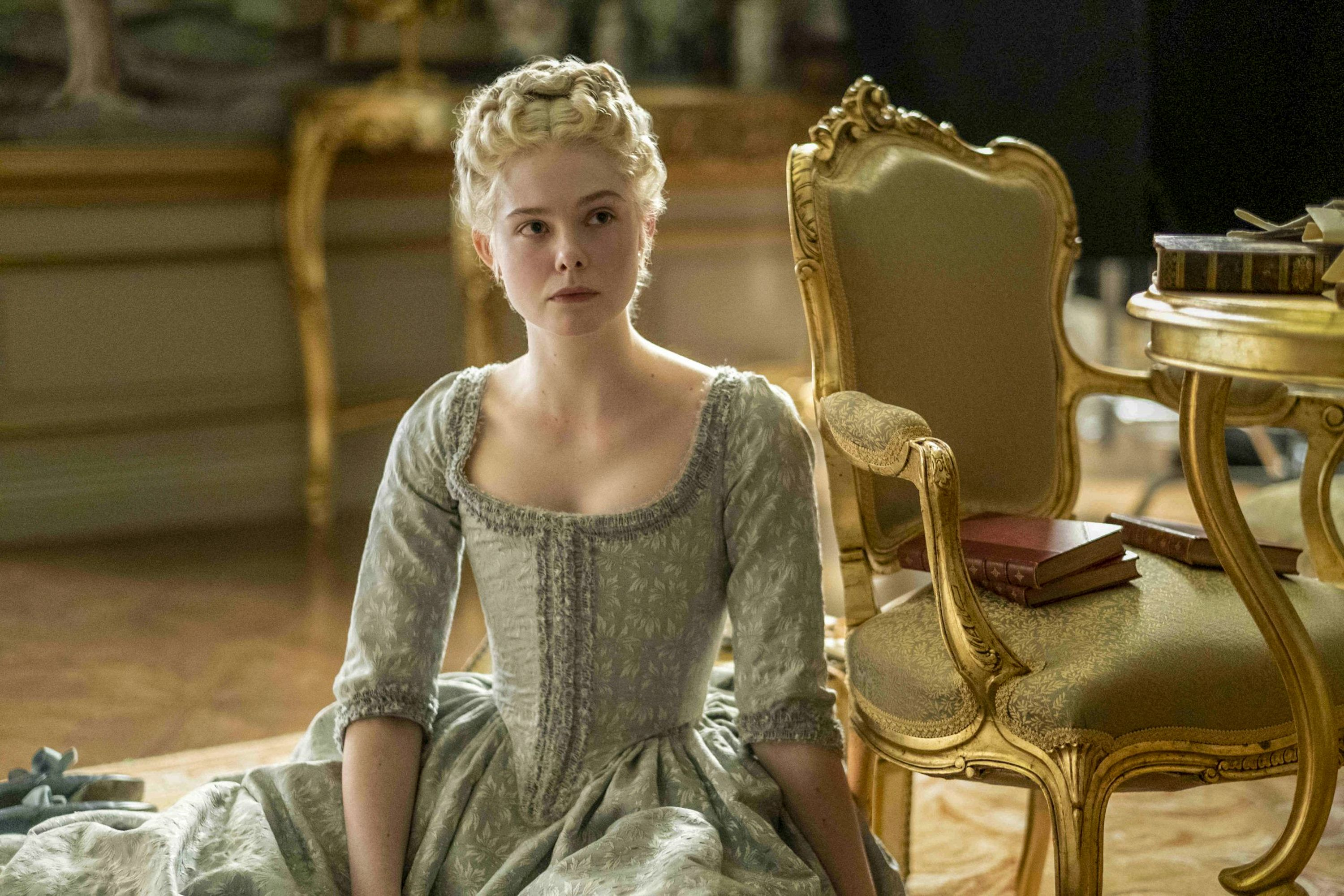 """Elle Fanning i """"The Great""""."""