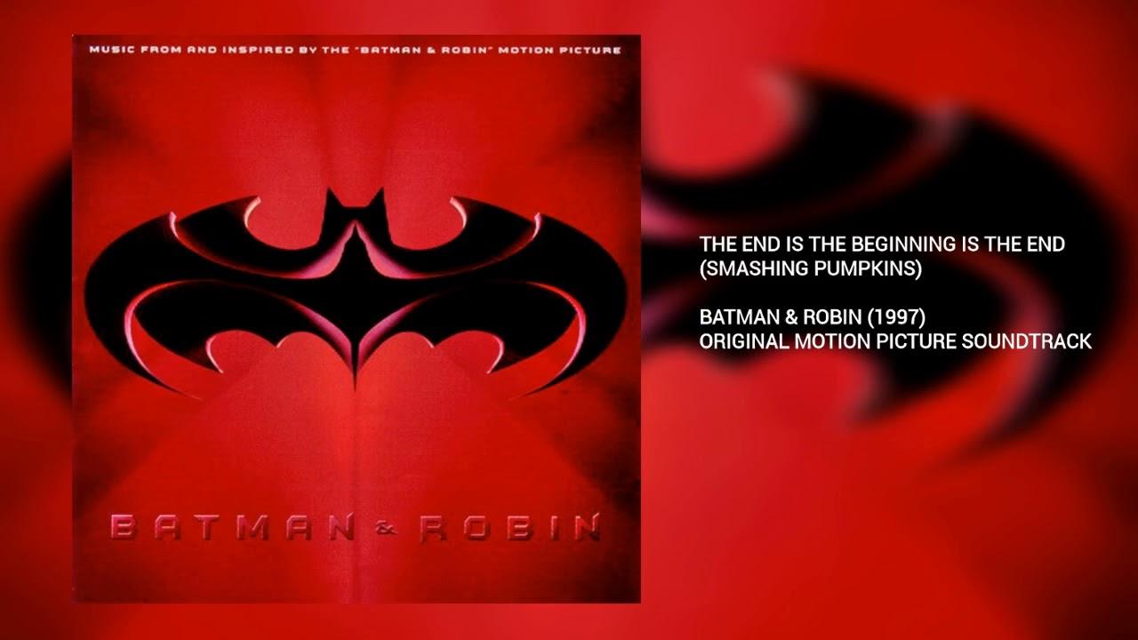 Soundtrack batman och robin