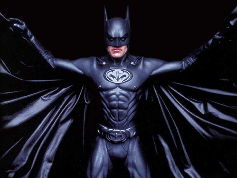 George Clooney i Batman & Robin