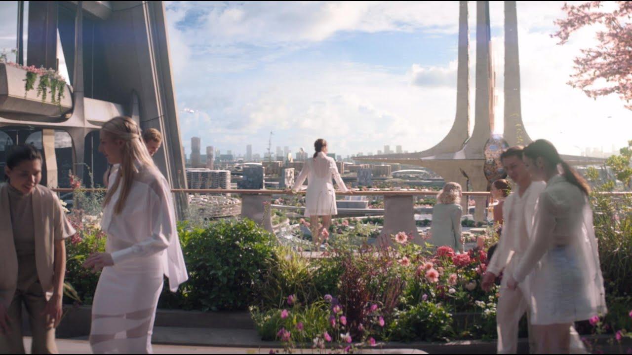"""Stillbild ur """"Brave New World""""på HBO."""