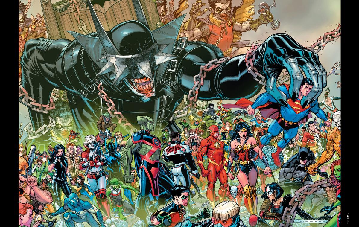 DC universum