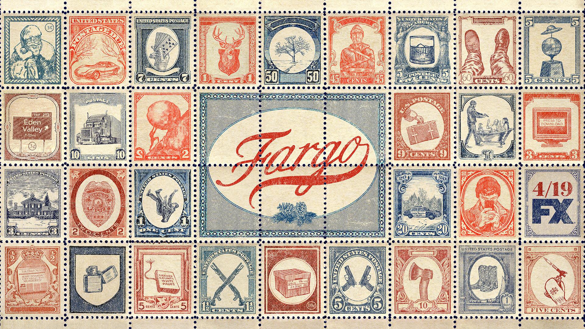 Fargo finns på Viaplay.