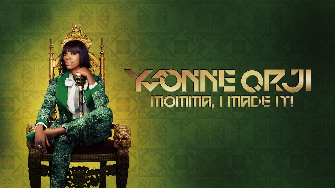 Yvonne Orjis humorspecial på HBO.