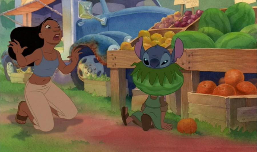 Lilo and Stitch.