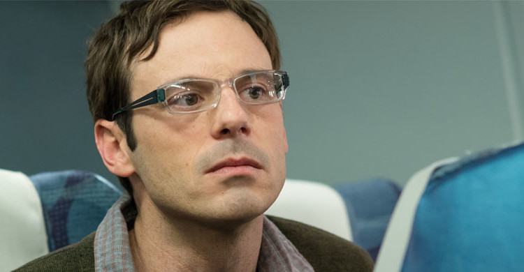 Scoot McNairy i Non-Stop.