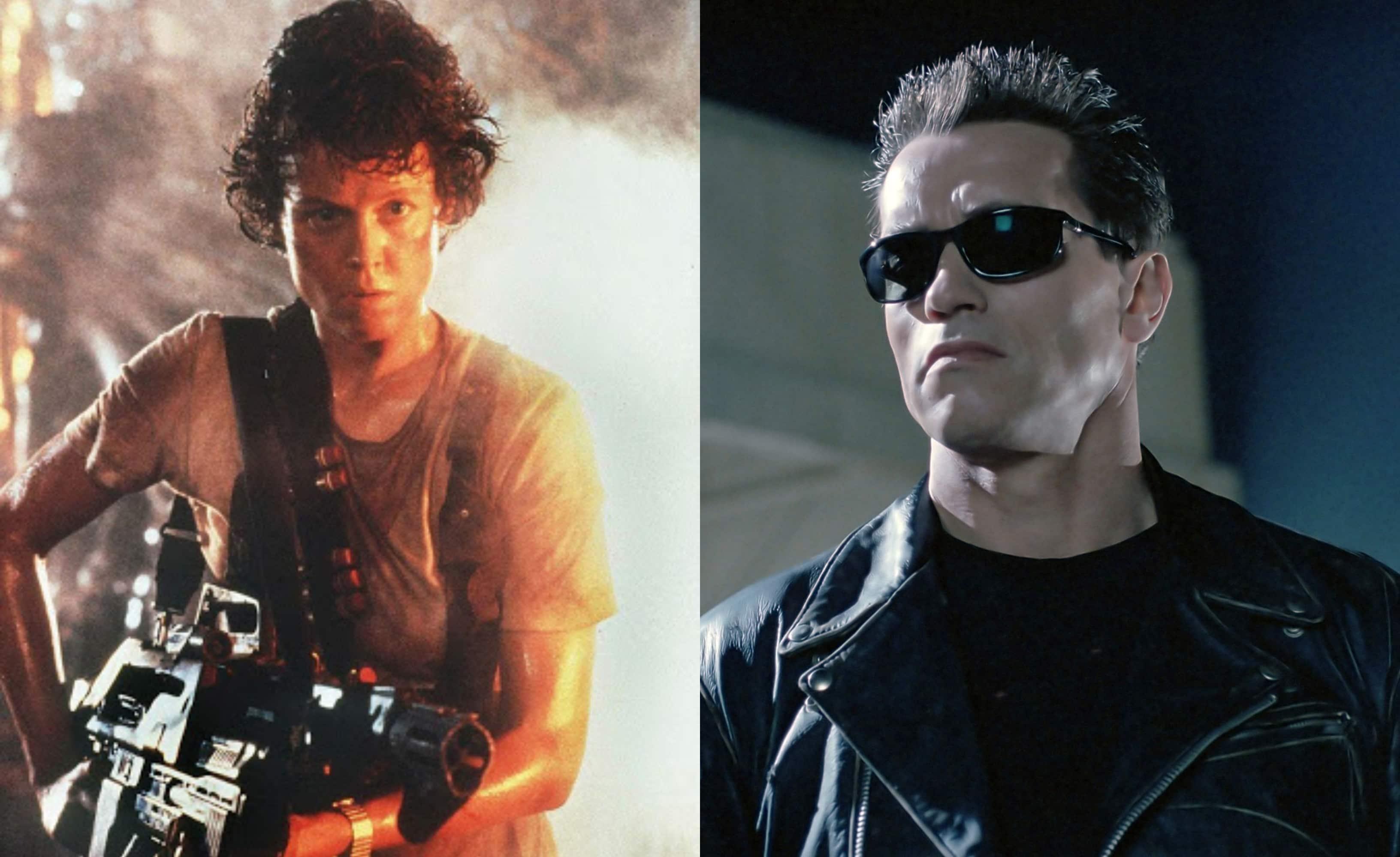 Aliens – Terminator 2.