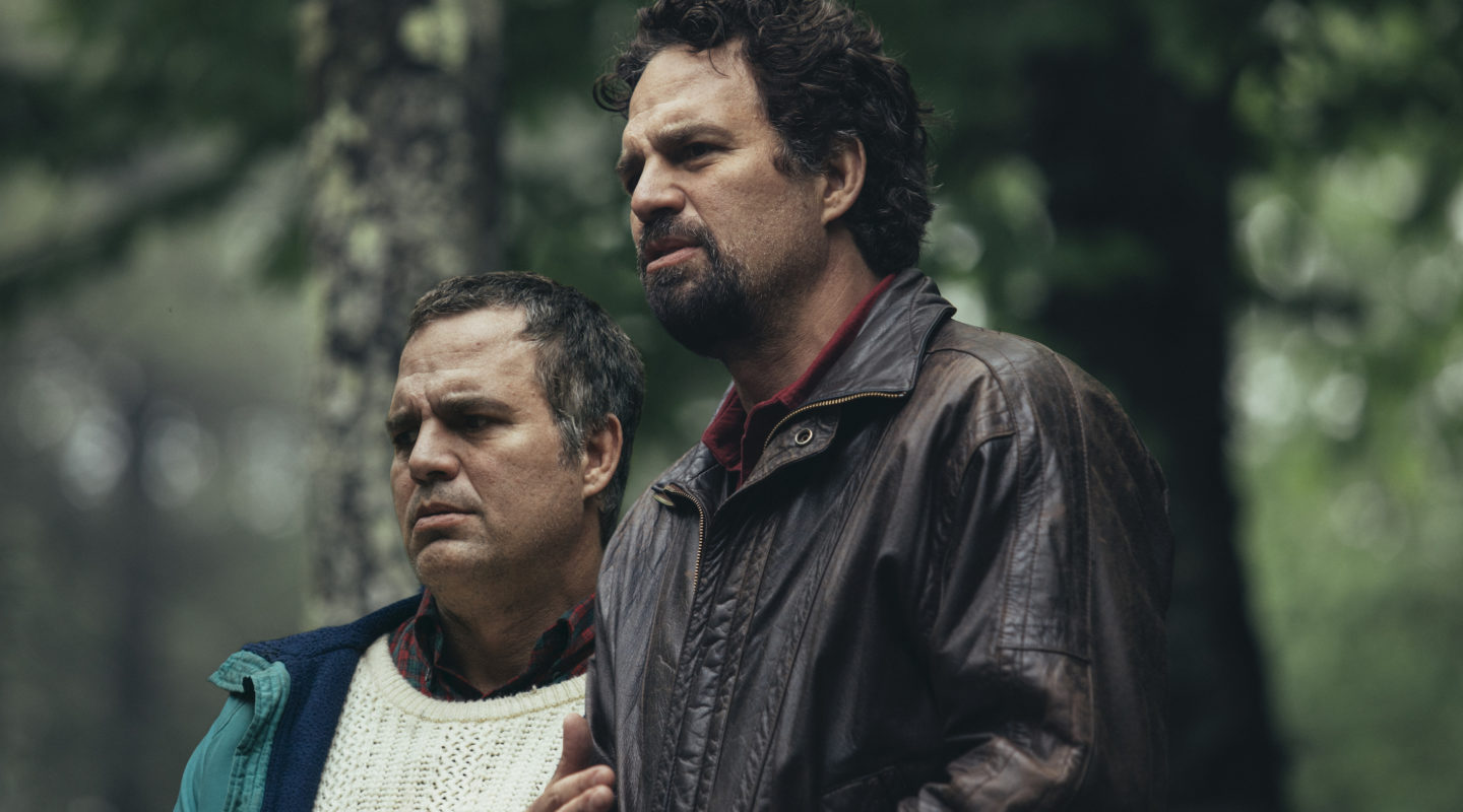 Mar Ruffalo x 2 i I Know This Much Is True på HBO.