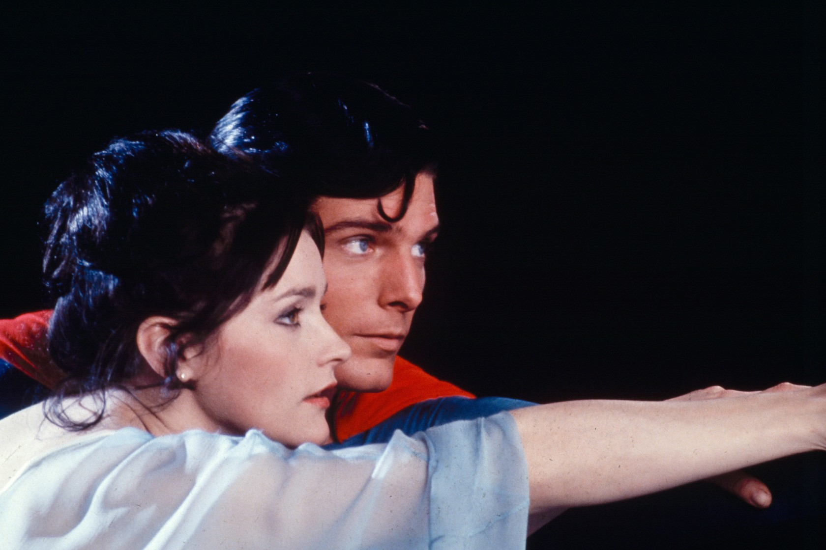 Margot Kidder i Superman The Movie