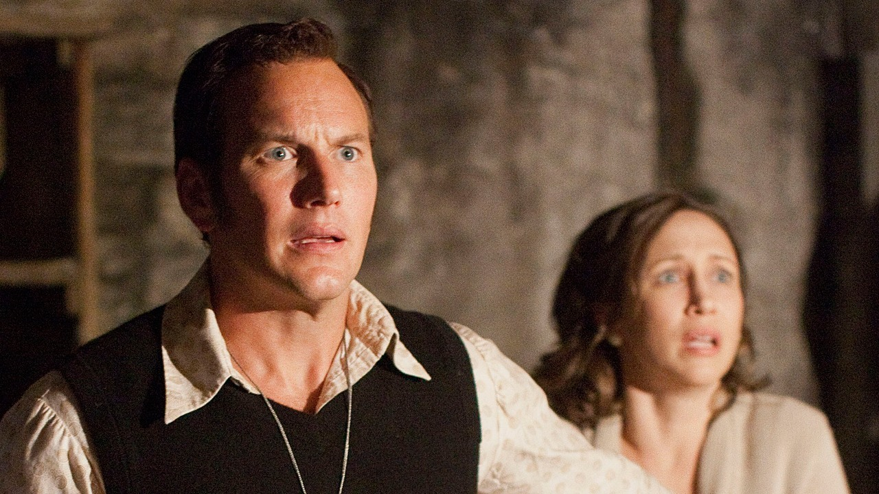 """Patrick Wilson i """"The Conjuring""""."""