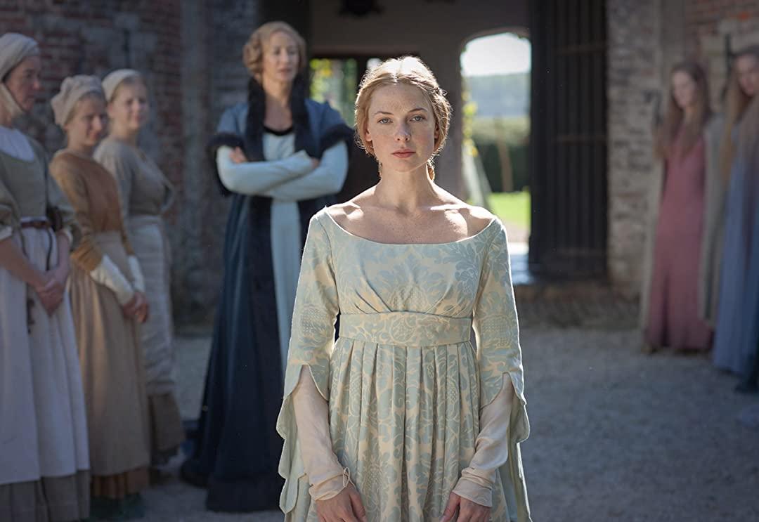 "Rebecca Ferguson i ""The White Queen""."