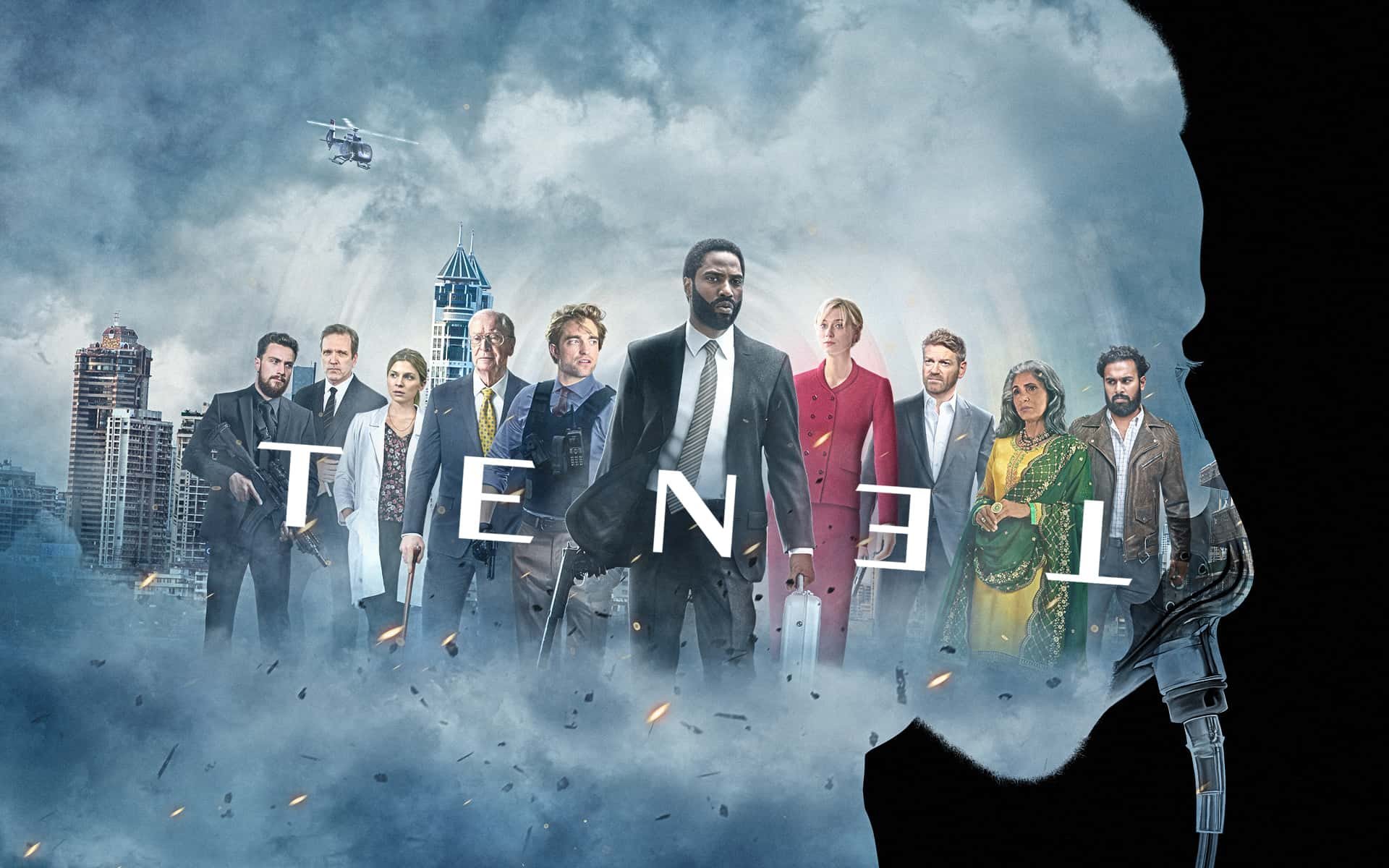 Poster för Tenet