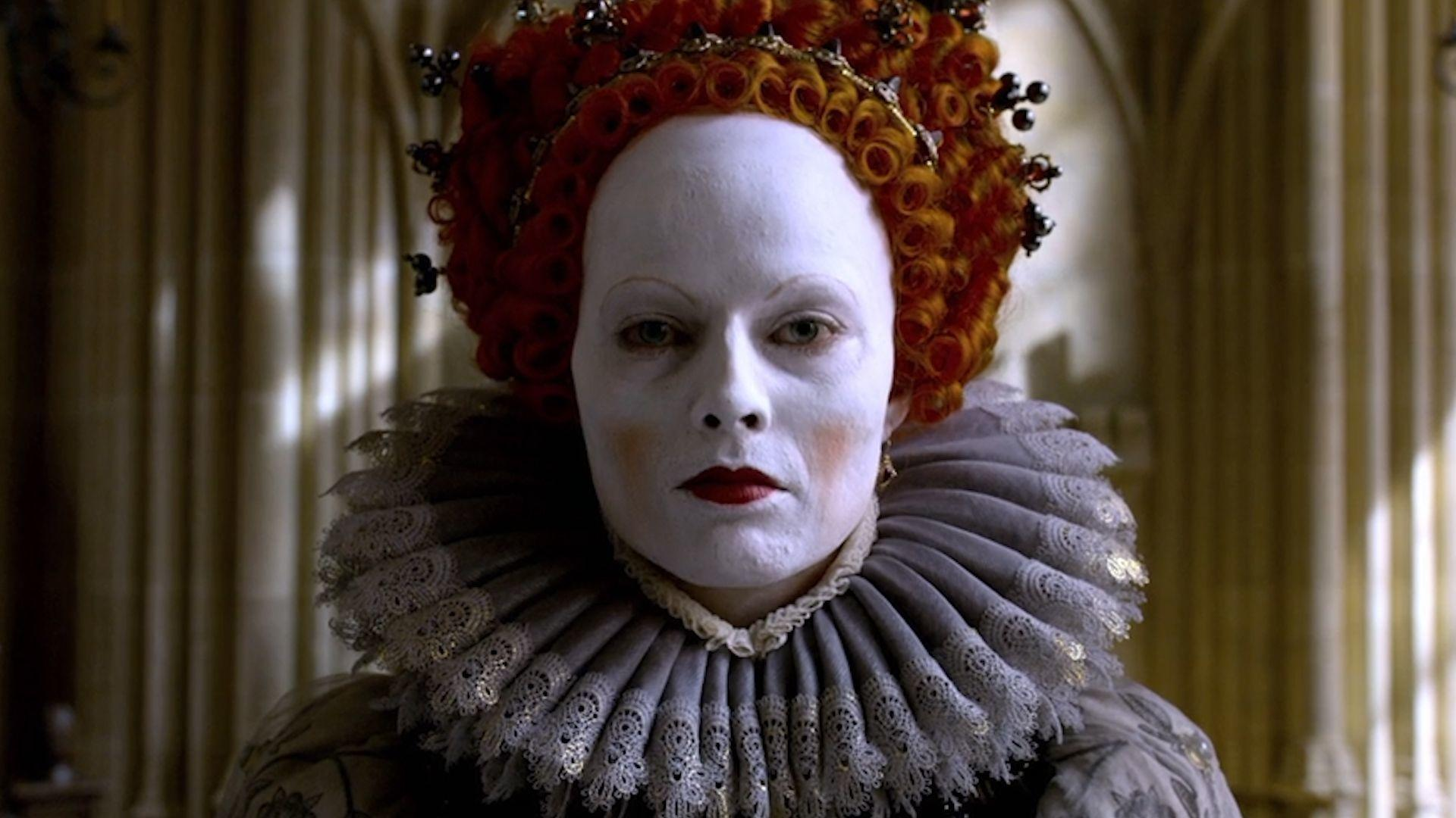 Robbie i Mary Queen of Scots