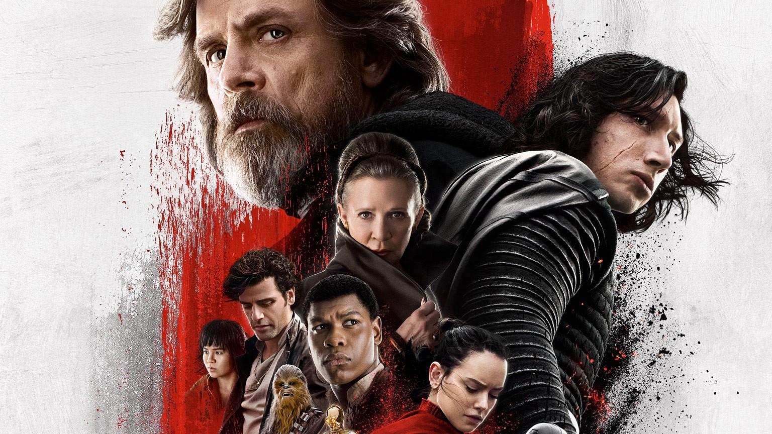 Star Wars: Last Jedi.