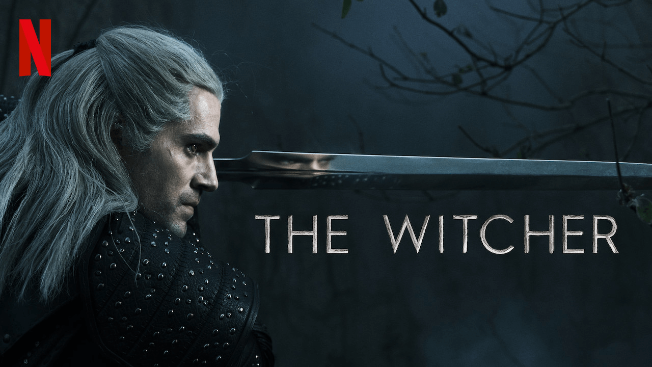 Henry Cavill i The Witcher.