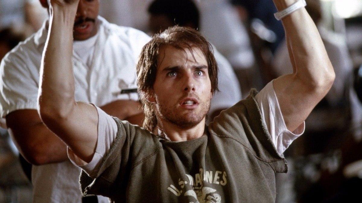 Tom Cruise i Född den 4:e juli